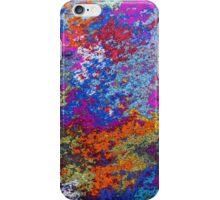 Rusty Rustic Paint Splatter Texture iPhone Case/Skin