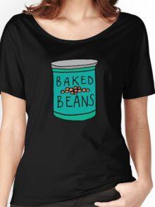 Baked beans Women's Relaxed Fit T-Shirt