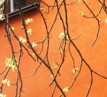 Swedish Scenes - Spring Leaves Sticker