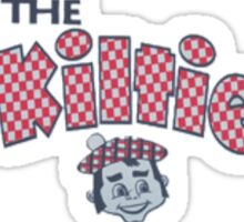 Kiltie Sticker