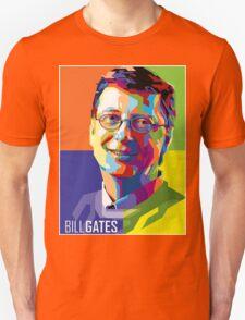 Bill Gates | PolygonART Unisex T-Shirt