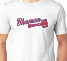 Shaman (alternate) - WoW Baseball Unisex T-Shirt