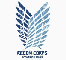 Scouting Legion Kids Tee