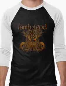 LAMB OF GOD TDM Men's Baseball ¾ T-Shirt