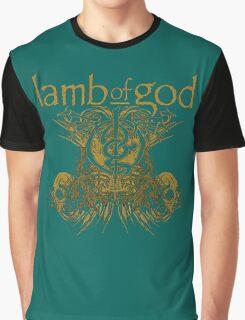 LAMB OF GOD TDM Graphic T-Shirt