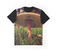 Greenwood Mushroom 16 Graphic T-Shirt