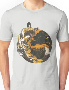 African Painted Dog Unisex T-Shirt