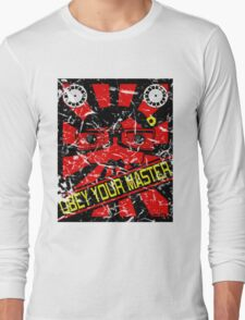 Obey Your Master Long Sleeve T-Shirt