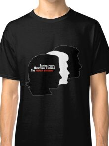 Saving People, Hunting Things. The Family Business Classic T-Shirt