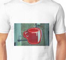 Seattle Coffee Shop Unisex T-Shirt