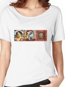 Apocalypse triptych, 2010 Women's Relaxed Fit T-Shirt