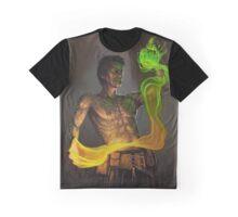 Tattooed Sorcerer Graphic T-Shirt