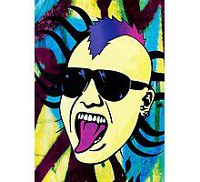 Punk Spirit!  Photographic Print