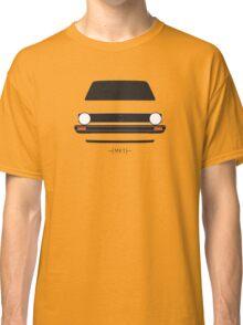MK1 simple front end design Classic T-Shirt