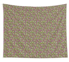 colorful doodle  pattern Wall Tapestry
