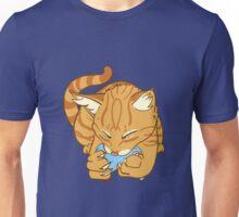Orange Tabby Death Machine Unisex T-Shirt