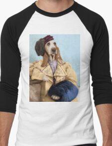 Victorian Charm. Men's Baseball ¾ T-Shirt