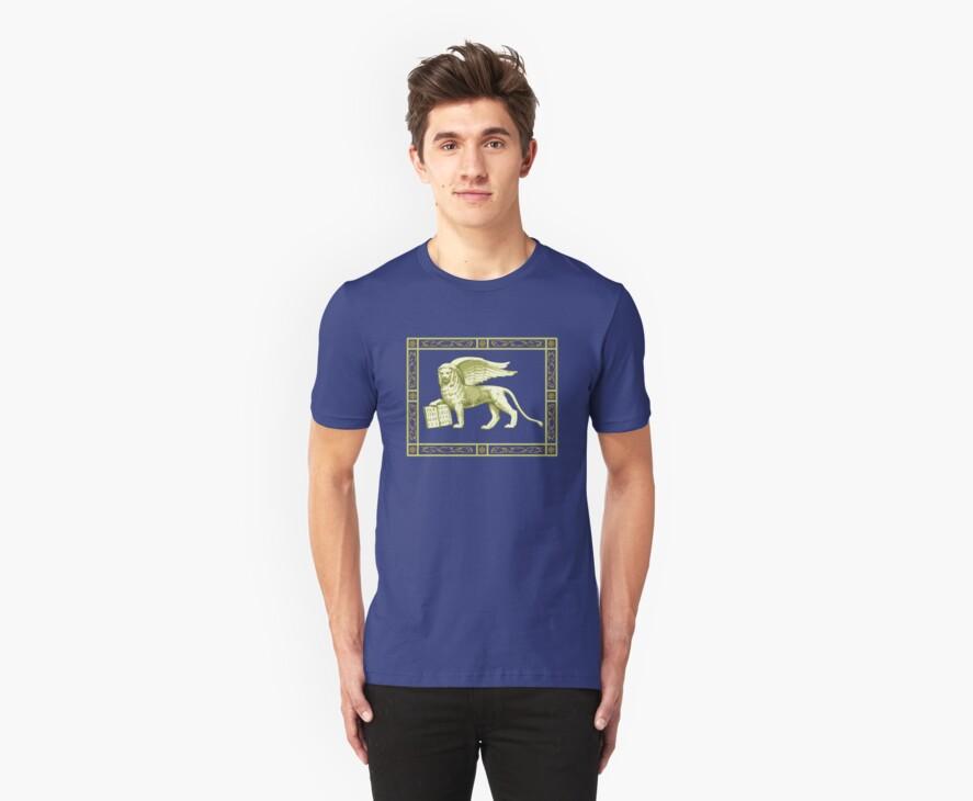 Venetian Shirt by Ejpokst