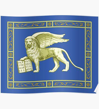 Venetian Shirt Poster