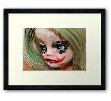 The Joker I Framed Print