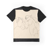 Horse - Together 3 Graphic T-Shirt