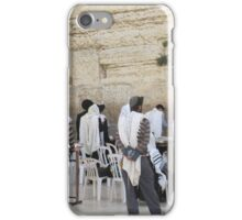 Western Wall iPhone Case/Skin