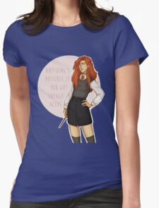 Ginny Womens Fitted T-Shirt