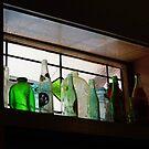 Jars and Bottles by WildestArt