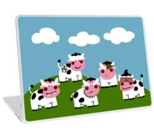 Hooligan Cows Laptop Skin