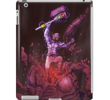 Chaser is born iPad Case/Skin