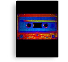 Into The Playback Canvas Print