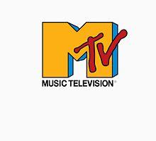 MTV Logo - Original Colors Unisex T-Shirt