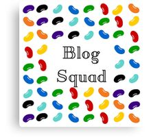 Blog Squad - 1 Canvas Print