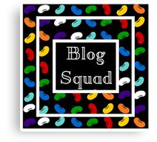 Blog Squad - 2 Canvas Print
