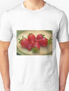 Still Life with Strawberries Unisex T-Shirt