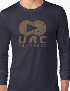 DOOM UAC Vintage Long Sleeve T-Shirt