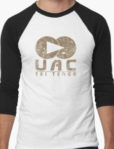 DOOM UAC Vintage Men's Baseball ¾ T-Shirt