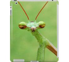 Praying Mantis iPad Case/Skin