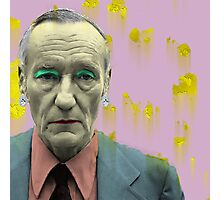 William Burroughs  Photographic Print