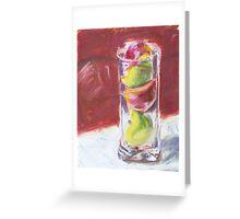 Lemons and Lime Greeting Card