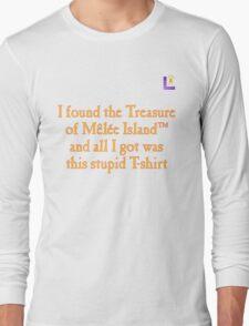 MONKEY ISLAND TREASURE TROVE Long Sleeve T-Shirt