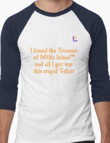 MONKEY ISLAND TREASURE TROVE Men's Baseball ¾ T-Shirt