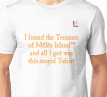 MONKEY ISLAND TREASURE TROVE Unisex T-Shirt
