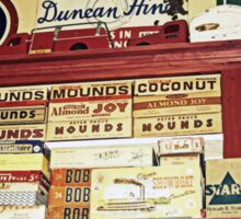 Candy Memories Sticker