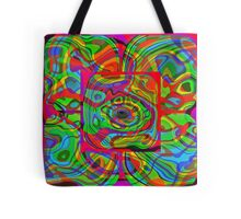 Psychedelic #1 Tote Bag
