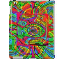 Psychedelic #1 iPad Case/Skin