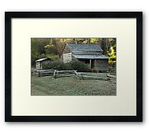 The Lawson Place Framed Print