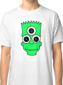 Alien Bart Classic T-Shirt