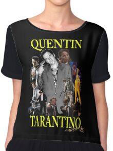 Quentin Tarantino Universe  Women's Chiffon Top