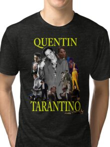 Quentin Tarantino Universe  Tri-blend T-Shirt